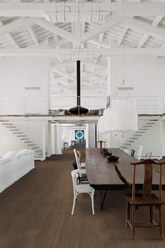 korkboden als fussboden hofmann maler. Black Bedroom Furniture Sets. Home Design Ideas