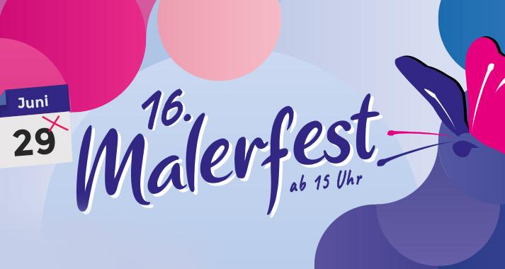 Malerfest 2019 Titelbild