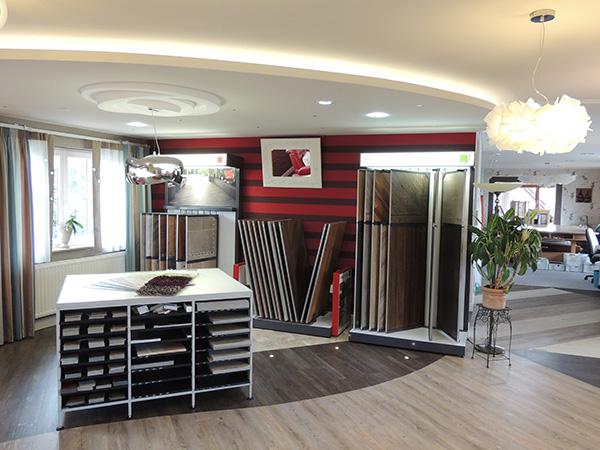 Parketboden, Teppichbelag, Designbelag, Linoleum und vieles mehr