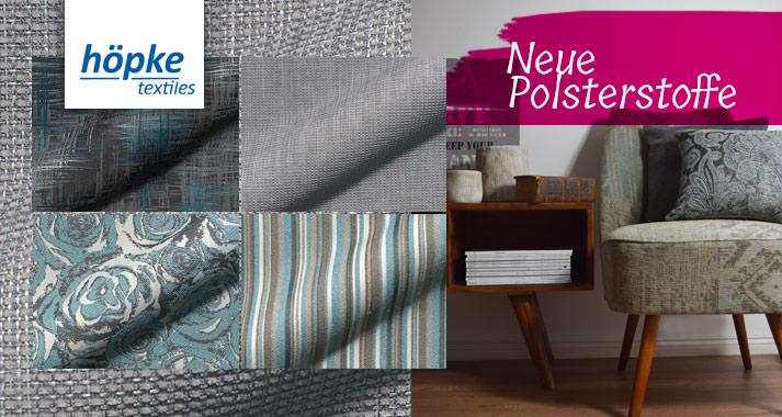 neue polsterstoffe 2016 eingetroffen hofmann maler. Black Bedroom Furniture Sets. Home Design Ideas