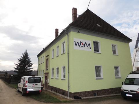 Neue Hausfassade von Malermeister Bernd Hofmann