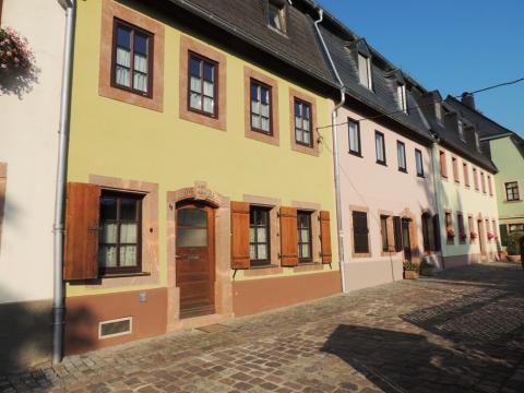 Hofmann Hausfassade