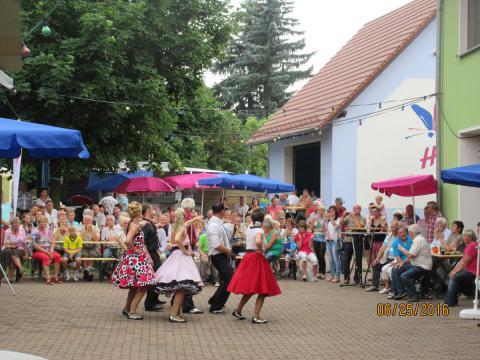 Programm Malerfest Hofmann